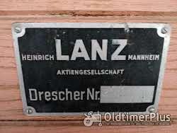LANZ N 56 dreschmaschine Foto 5