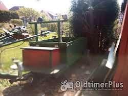 Bungartz Einachschlepper L5D mit Anhänger, Original Betriebserlaubnis Foto 7
