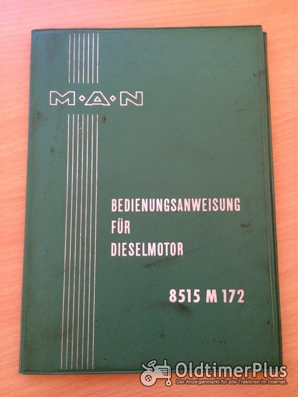 MAN 8515 M 172 Bedienungsanleitung Foto 1