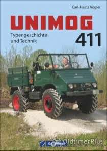 Unimog und MB-Trac Bücher Foto 1