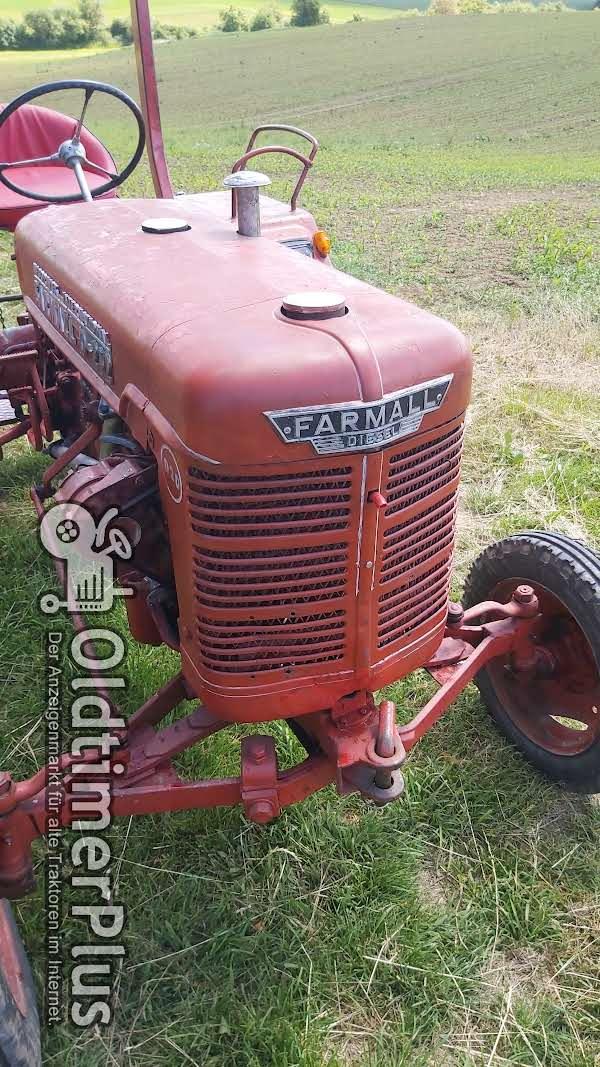 Farmall DLD2 foto 1