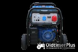 E-Start Benzin Stromerzeuger LZ6500E 6,8 KW Generator Neuware OVP Foto 3