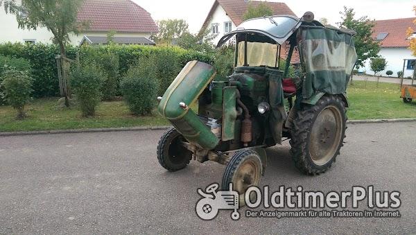 Deutz F1L514 Bauernschlepper Foto 1