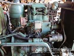 MAN -Schlepper Traktor 25 PS Sehr guter Originalzustand mit passendem Anhänger Foto 7