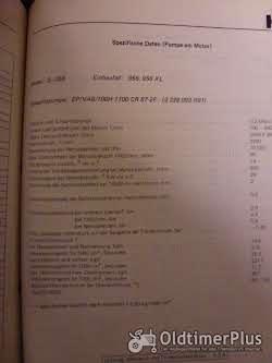 Werkstatthandbuch IHC f. Dieselmotoren Foto 5