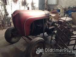 Allgaier Porsche Diesel Traktor Foto 3