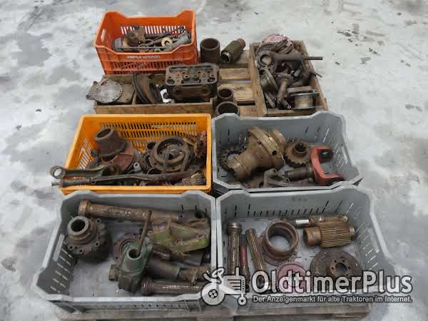 MAN Teile New Old Stock !! MAN schlepper Teile New Old Stock !! Foto 1
