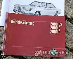 Betriebsanleitung BMW 3.0 CS / CSi 1973 E9 Coupé Foto 9