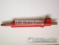 Calzoni Rcd. Ognibene Case IH IHC Lenkzylinder Case IH IHC Lenkzylinder Foto 3
