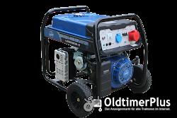 E-Start Benzin Stromerzeuger LZ6500E 6,8 KW Generator Neuware OVP Foto 4