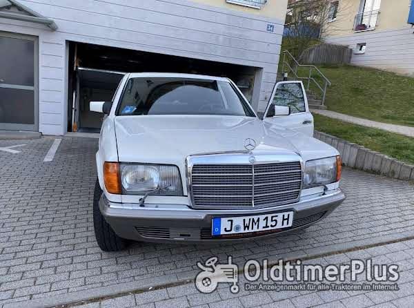 Mercedes-Benz 500 SE W 126 Foto 1