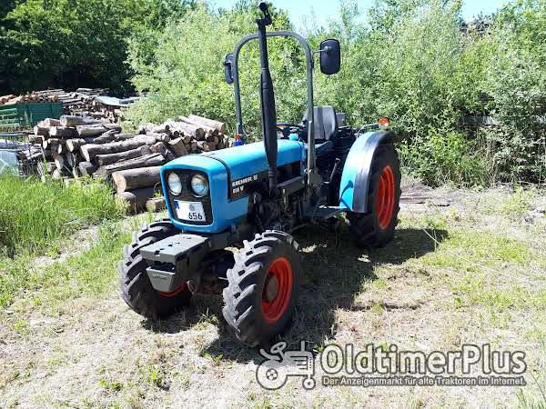 Eicher 656 VA Typ 3776 photo 1