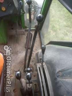 Deutz D6507 C Allrad Frontlader Foto 4