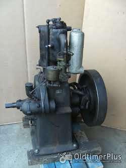 Heinrich Liesen Standmotor Stationärmotor Foto 3