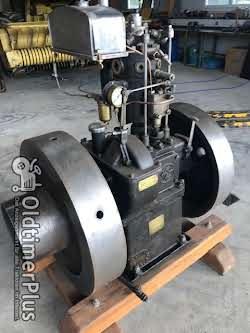 Sonstige Moteur stationnaire MWM 1 cylindre Foto 3