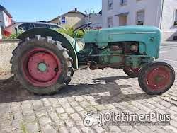 Kramer 350 Export Schmalspur Foto 6