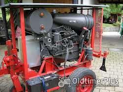 Deutz Motor A4 L514 passend für Schlepper F4 L514 ! Foto 3