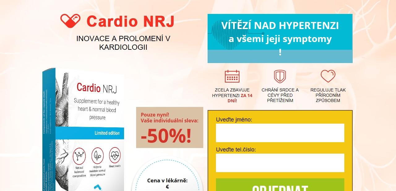 kde koupit Cardio NRJ