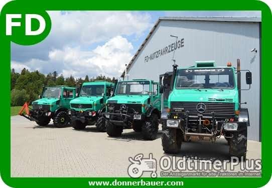 Mercedes Unimog und MB Trac, An und Verkauf photo 1