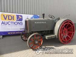 Hanomag R 40 Benzin & Diesel