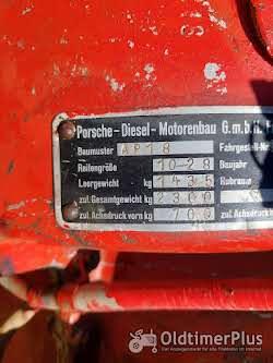 Porsche AP 18 foto 3