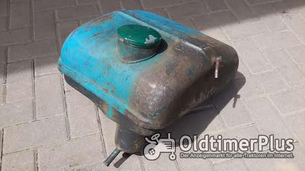 Deutz Diesel-Tank Foto 1