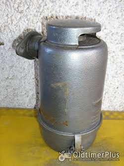Agria-Mann Ölbadluftfilter
