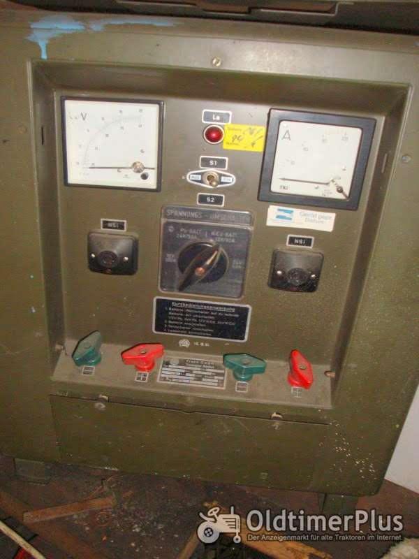 Bateriladegerät Foto 1