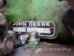 John Deere 1020 Smalspoor Foto 6