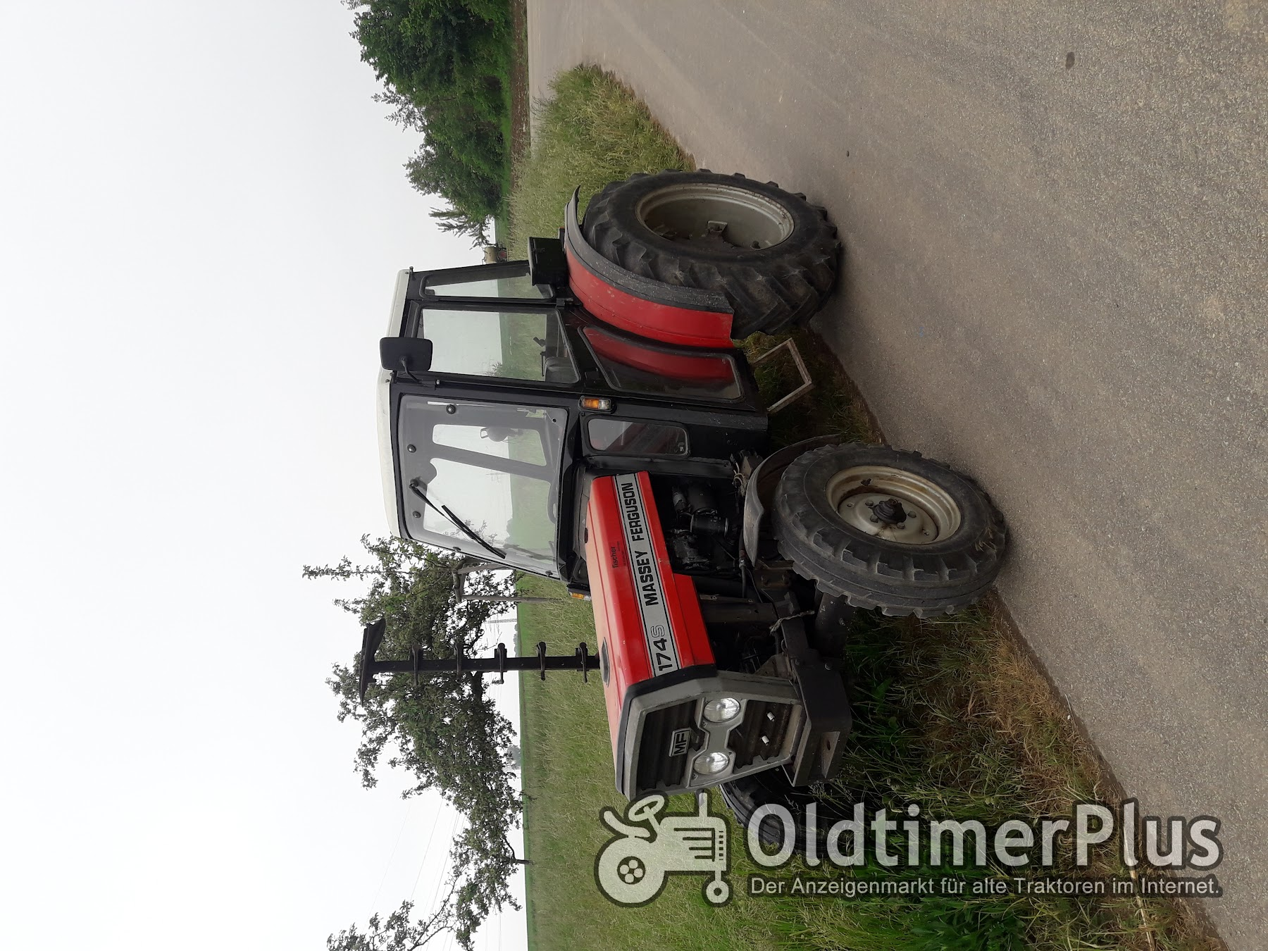 Massey Ferguson 174 s photo 1