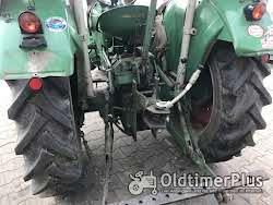 Deutz D 4005 mit Verdeck , TÜV neu , Oldtimer Traktor Schlepper Foto 3
