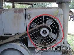 HSCS 30-35 Schlepper:  suche Wasserpumpe & Fan und 4 Kühler, Zylinderkopf (Kein Lanz)