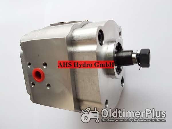 Calzoni Rcd. Ognibene Caproni MB Trac Hydraulikpumpe MB Trac MB1000, MB1100,  MB1300, MB1500 IPM 3-16 645 Eckerle IPF 3-16 644, IPSF 3-16 644, EIPS2-16644 1PF2GF-1X/016LC20MB Wapco IPM 3-16 645 Foto 1