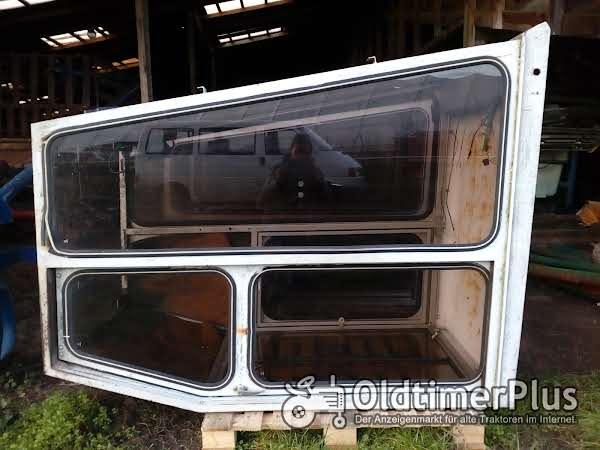 Claas 4 x kabine Foto 1