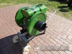 Deutz Standmotor MAH 711 (Diesel) Bj. 1938 Foto 2