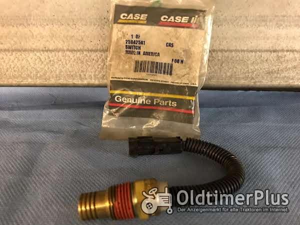 Case Temperaturgeber Hydraulifiltergehäuse  Maxxum 5120-5140 Foto 1