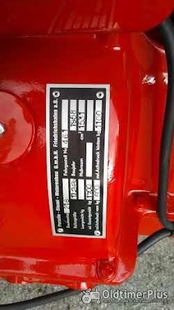 Porsche POSCHE DIESEL 218 H / VOLLRESTAURATION Foto 7