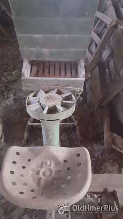 Kartoffelpflanzmaschine Foto 3