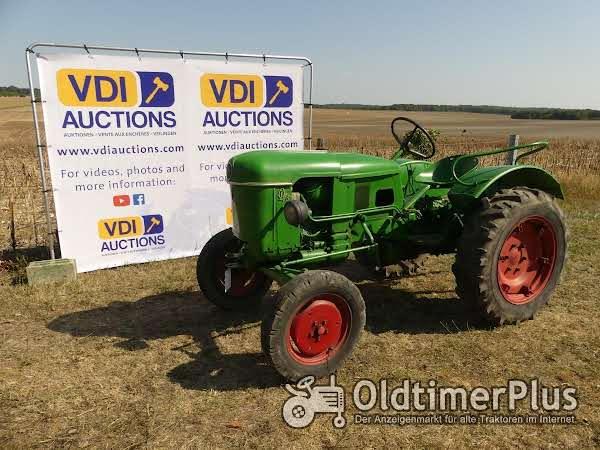 Deutz D 15 VDI-Auktionen Februar Classic Traktor 2019 Auktion in Frankreich  ! photo 1