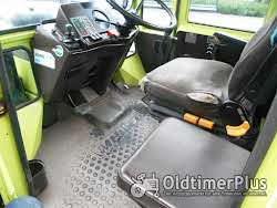 Mercedes MB TRAC 800 + frontlader Foto 4