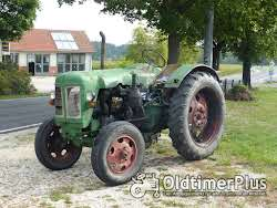 Sonstige Oldtimer Traktor Famulus 14/30 von 1958 , DDR Schlepper foto 2