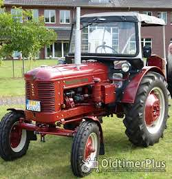 Volvo BM Volvo Traktor T 24 Foto 2