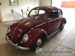 Volkswagen alter Käfer