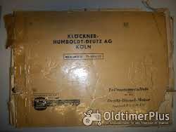 Deutz-Motoren Teilnummerliste Foto 3