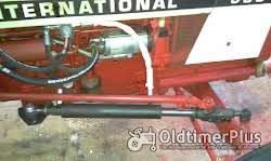 Original Riva Calzoni Hydraulische Lenkung IHC 533, IHC 633, IHC 433, IHC 733, Foto 2