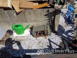 Zelfgemaakte molen met aftakas voor tractor Foto 2