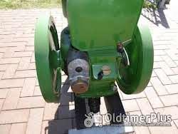 Deutz Standmotor MA 711 (Benziner) Bj. 1936 Foto 4