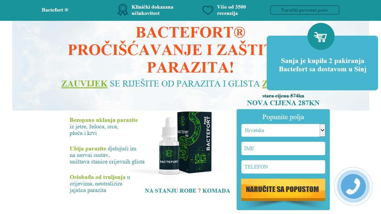Gdje kupiti Bactefort