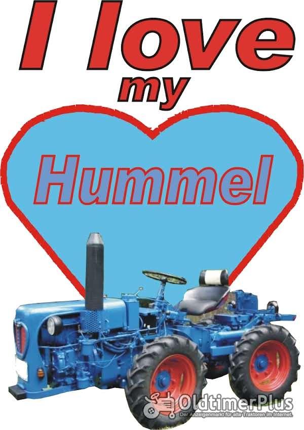 I love Hummel  T-Shirt Foto 1