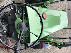 Fendt Farmer 104S Turbomatik Frontlader Foto 11
